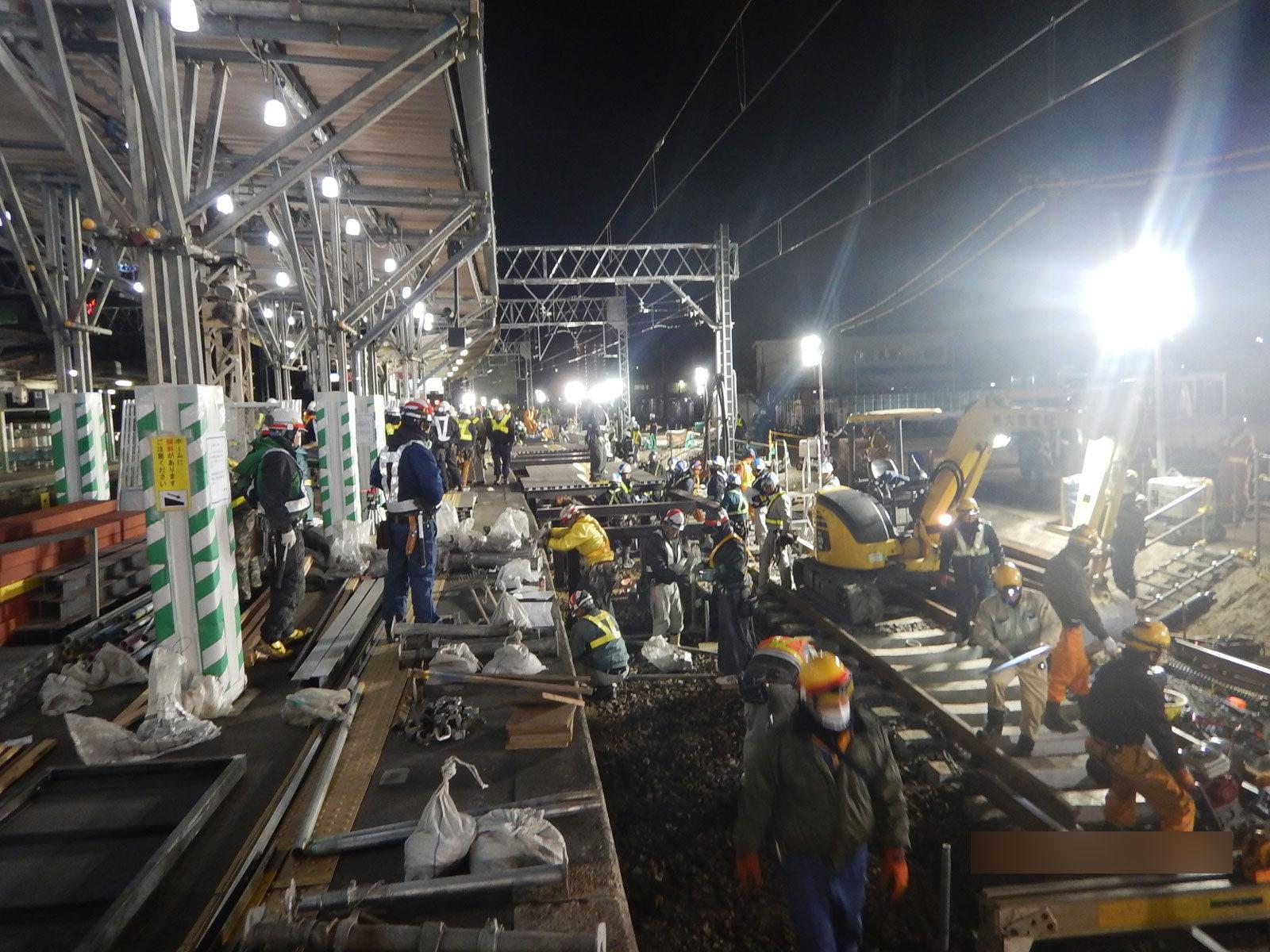鉄道関連工事01