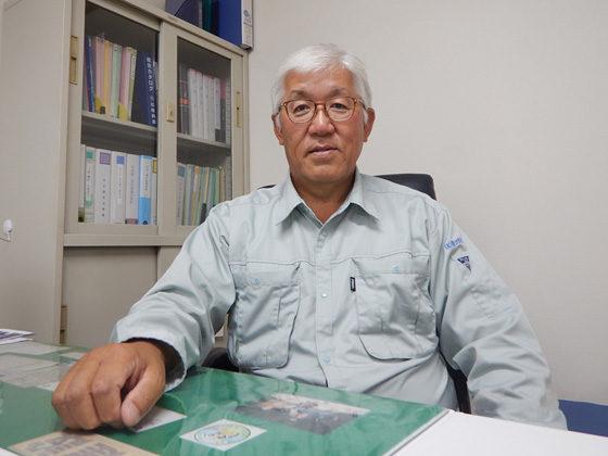代表取締役 坂口文康